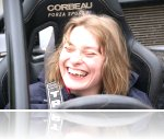 Hannah's Track Day Experience at the Trafford Centre