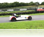 Robert at the Three Sisters Speed Of Sight track day event.