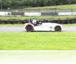 Martin at the Three Sisters Speed Of Sight track day event.