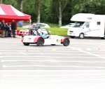 Dan at this Trafford Centre track day experience with Speed Of Sight